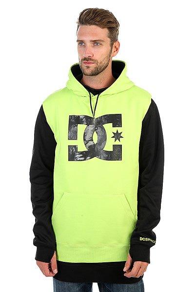 Толстовка сноубордическая DC Dryden Tender Shots<br><br>Цвет: черный,зеленый<br>Тип: Толстовка сноубордическая<br>Возраст: Взрослый<br>Пол: Мужской