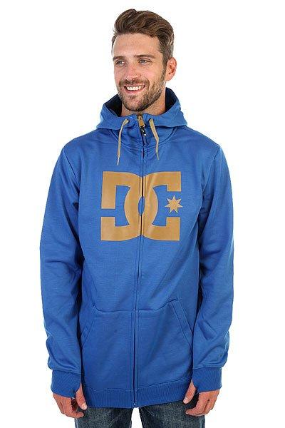 Толстовка сноубордическая DC Snowstar Fz Nautical Blue<br><br>Цвет: синий<br>Тип: Толстовка сноубордическая<br>Возраст: Взрослый<br>Пол: Мужской