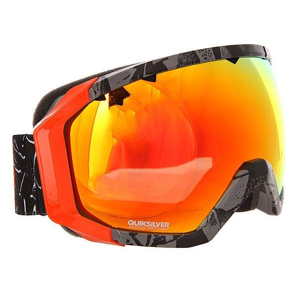 Маска для сноуборда Quiksilver Q2 Labyrinth Snow BluefСферическая линза предлагает невероятную ясность и прозрачность в любом направлении взгляда. Специальное покрытие и форма предотвращают бликование и запотевание линзы, а также обеспечивают превосходное периферическое зрение.Характеристики:Оправа: 100% полиуретан. Система вентиляции. Боковая клипса для плотного прилегания к шлему. Двойная сферическая линза - исключительное периферийное зрение. 100% защита от ультрафиолетовых лучей.Покрытие против царапин и запотевания. Вентиляционные отверстия в линзе.Доступна с обычной или зеркальной линзой.<br><br>Цвет: оранжевый,серый,черный<br>Тип: Маска для сноуборда<br>Возраст: Взрослый<br>Пол: Мужской