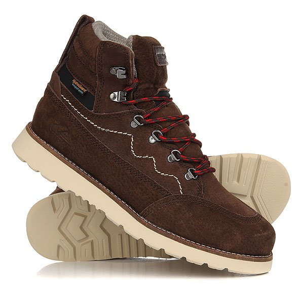 Ботинки зимние Quiksilver Atlas Brown/Black