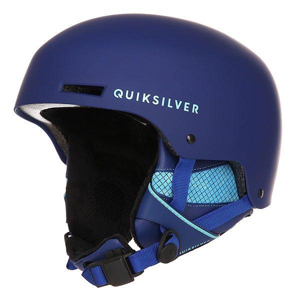 Шлем для сноуборда Quiksilver Axis Sodalite Blue