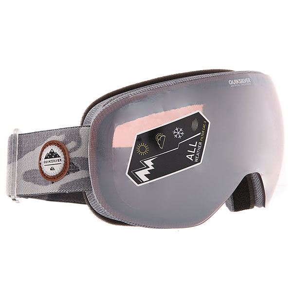Маска для сноуборда Quiksilver Qs_R BlackСферическая линза предлагает невероятную ясность и прозрачность в любом направлении взгляда. Специальное покрытие и форма предотвращают бликование и запотевание линзы, а также обеспечивают превосходное периферическое зрение.Характеристики:Оправа: 100% полиуретан. Система вентиляции. Боковая клипса для плотного прилегания к шлему. Двойная сферическая линза - исключительное периферийное зрение. 100% защита от ультрафиолетовых лучей.Покрытие против царапин и запотевания. Вентиляционные отверстия в линзе.Доступна с обычной или зеркальной линзой.<br><br>Цвет: черный,оранжевый<br>Тип: Маска для сноуборда<br>Возраст: Взрослый<br>Пол: Мужской