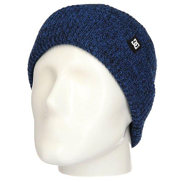 Шапка DC Yepa Nautical Blue<br><br>Цвет: синий,черный<br>Тип: Шапка<br>Возраст: Взрослый<br>Пол: Мужской