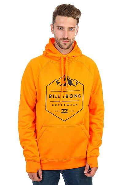 толстовка-сноубордиче-ская-billabong-down-hill-orange-pepper