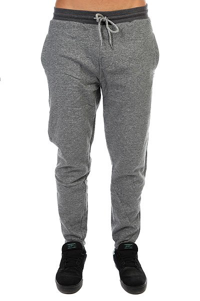 Штаны спортивные Billabong Cuffed Pant Dark Grey Heath