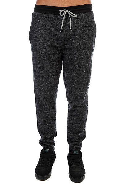 Штаны спортивные Billabong Cuffed Pant Black Heather