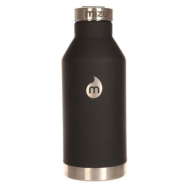 Бутылка для воды Mizu V6 St Black Le W Sst Cap<br><br>Цвет: черный<br>Тип: Бутылка для воды<br>Возраст: Взрослый<br>Пол: Мужской