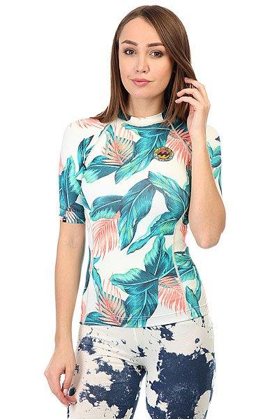 Гидрофутболка женская Billabong Surf Capsule Multi