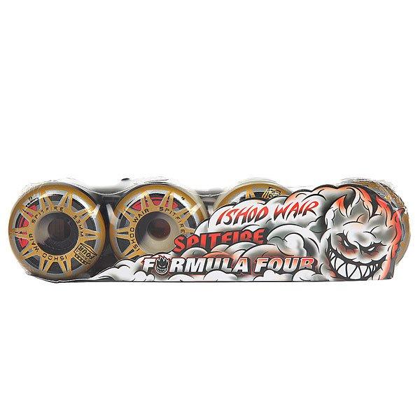 Колеса для скейтборда для скейтборда Spitfire Wair Burnout Swrl 99D 53 mm
