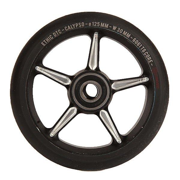 Колесо для самоката Ethic Ethic Calypso Wheel 125mm Black аксессуар дополнительный набор для молокоотсоса ardo calypso double pumpset 63 00 223