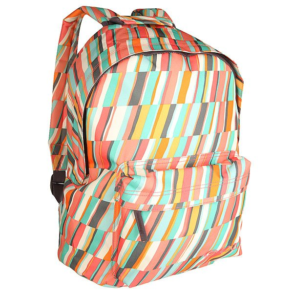 Рюкзак городской женский Rip Curl Stripe 70s Dome Multico