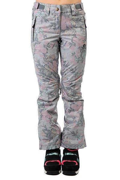 Штаны сноубордические женские Rip Curl Slinky Gum Smoke Pearl