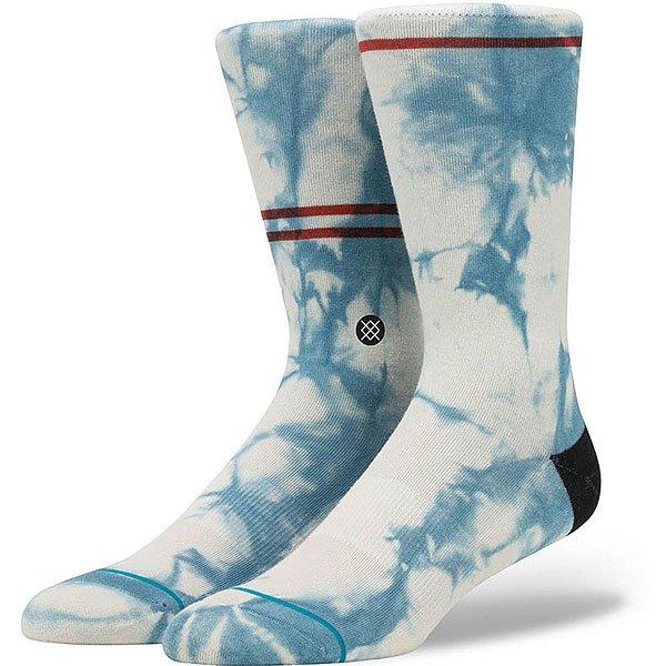 Носки средние женские Stance Mixer Nat<br><br>Цвет: голубой,белый<br>Тип: Носки средние<br>Возраст: Взрослый<br>Пол: Мужской