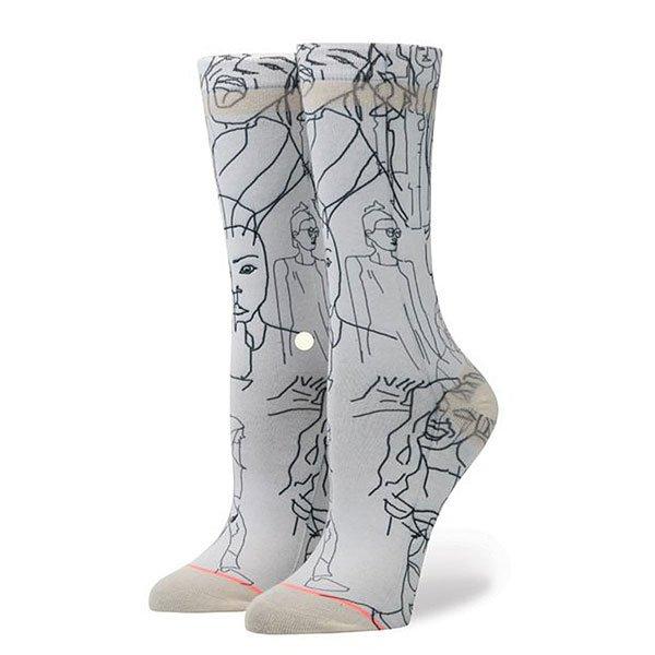 Носки средние женские Stance Faces Ofw цены онлайн
