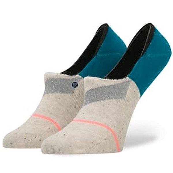 Носки низкие женские Stance Silver Stripe Oat<br><br>Цвет: мультиколор<br>Тип: Носки низкие<br>Возраст: Взрослый<br>Пол: Женский