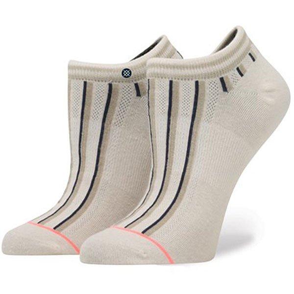 Носки низкие женские Stance Striped Morning Crm<br><br>Цвет: бежевый<br>Тип: Носки низкие<br>Возраст: Взрослый<br>Пол: Женский