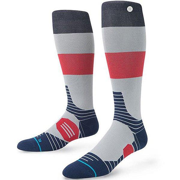 Носки высокие Stance Silver Glance Grey<br><br>Цвет: мультиколор<br>Тип: Носки высокие<br>Возраст: Взрослый<br>Пол: Мужской