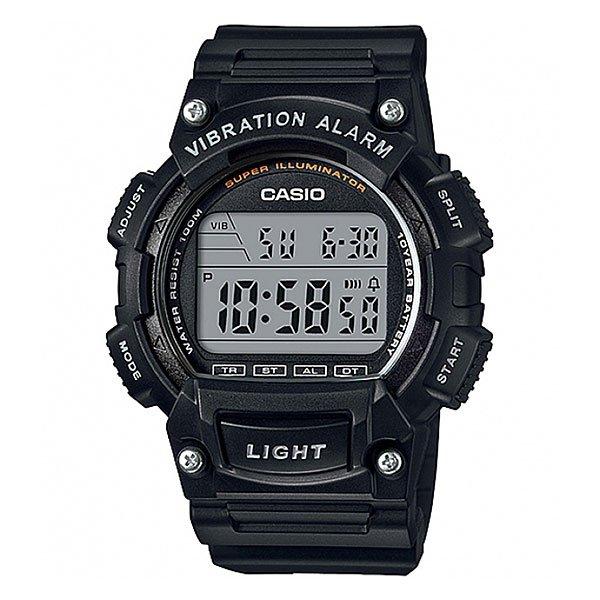 Электронные часы Casio Collection W-736h-1a