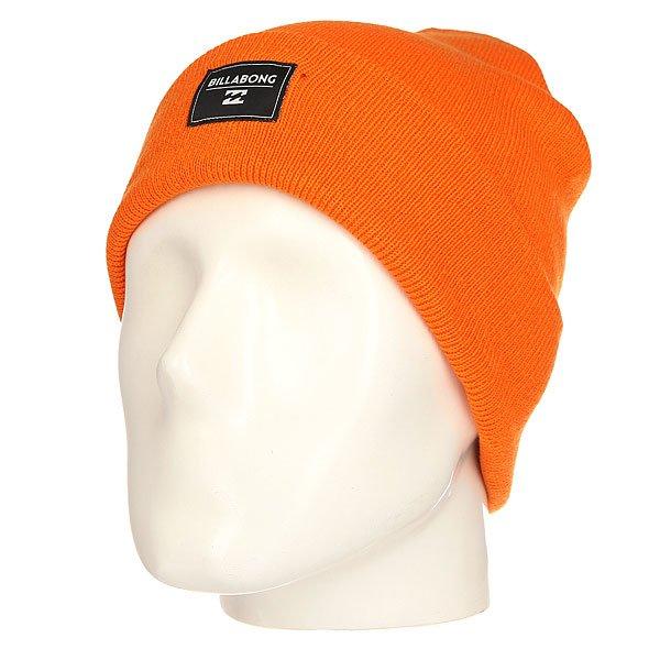 Шапка Billabong Disaster Tangerine