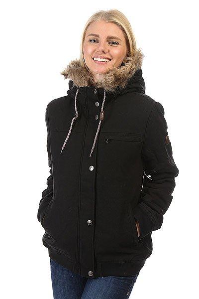 Куртка зимняя женская Billabong Dude Black