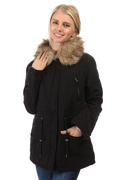 Куртка женская Billabong Military Black