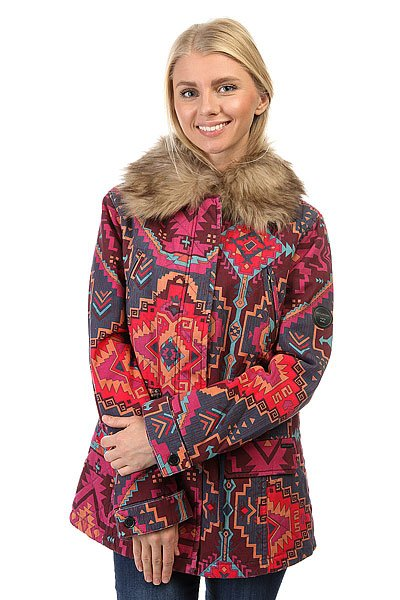 Куртка женская Billabong Military Multi