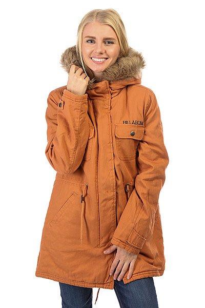 Куртка парка женская Billabong Effy Harvest