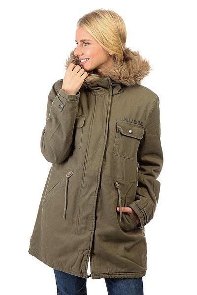 Куртка парка женская Billabong Effy Moss