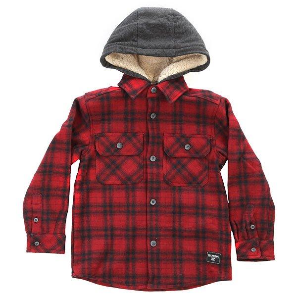 Рубашка детская Billabong Curtis Brick