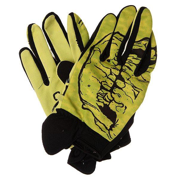 Перчатки сноубордические Grenade Skull SlimeКачественные и стильные перчатки, которые будут одинаково хороши как для города, так и для склона.Технические характеристики: Производительный неопрен.Ладони из синтетической кожи.Классический дизайн.Эластичная вставка на запястье.Оригинальный принт.<br><br>Цвет: черный,желтый<br>Тип: Перчатки сноубордические<br>Возраст: Взрослый<br>Пол: Мужской