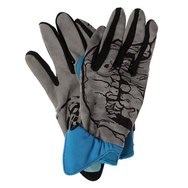 Перчатки сноубордические Grenade Skull BlueКачественные и стильные перчатки, которые будут одинаково хороши как для города, так и для склона.Технические характеристики: Производительный неопрен.Ладони из синтетической кожи.Классический дизайн.Эластичная вставка на запястье.Оригинальный принт.<br><br>Цвет: голубой,серый<br>Тип: Перчатки сноубордические<br>Возраст: Взрослый<br>Пол: Мужской