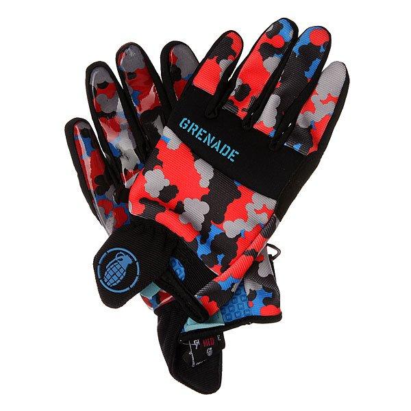 Перчатки сноубордические Grenade Trooper BlueЛегкие и мягкие неопреновые перчатки для катания на лыжах или борде – то, что необходимо любителям зимнего спорта.Характеристики:Мягкая внутренняя отделка для максимального комфорта. Водонепроницаемый слой из мембранного материала Hipora не пропускает влагу снаружи, но не препятствует ее отводу с внутренней стороны. Мягкая вставка для протирки маски.<br><br>Цвет: серый,красный,синий,черный<br>Тип: Перчатки сноубордические<br>Возраст: Взрослый<br>Пол: Мужской