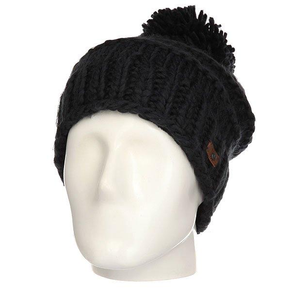 Шапка женская Roxy Winter True Black