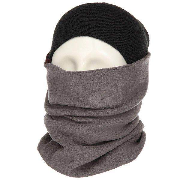 Шарф труба женский Roxy Relieve Collar PavementШарф-снуд Roxy Relieve от Roxy - первый в мире утеплитель для шеи, который заботится о вашей коже. Ледяной ветер, сухой воздух, сильный мороз или постоянное трение вследствие контакта с текстилем экипировки - все это способно привести к обезвоживанию и раздражению кожи, особенно кожи лица и шеи. Объединив свои разработки и многолетний опыт, марки Roxy и BIOTHERM представляют линейку Enjoy &amp; Care - уникальный модельный ряд косметотекстильных аксессуаров, которые по-настоящему заботятся о вашей коже.Характеристики:Влаговыводящая технология DRY-FLIGHT.Косметотекстильная подкладка Enjoy &amp; Care.<br><br>Цвет: серый<br>Тип: Шарф труба<br>Возраст: Взрослый<br>Пол: Женский