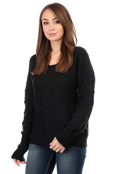 Купить со скидкой Свитер женский Roxy Rest Black