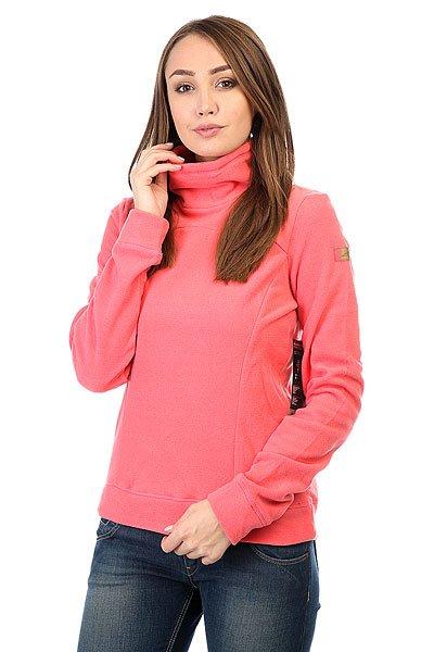 Толстовка сноубордическая женская Roxy Drifted Paradise Pink<br><br>Цвет: розовый<br>Тип: Толстовка сноубордическая<br>Возраст: Взрослый<br>Пол: Женский