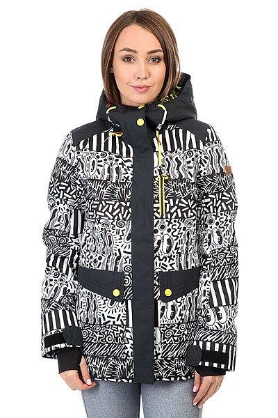 Куртка женская Roxy Andie Hattie Stewart Eyeca