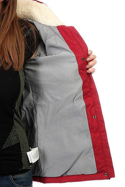 Куртка зимняя женская Roxy Nancy Rhododendron от Proskater