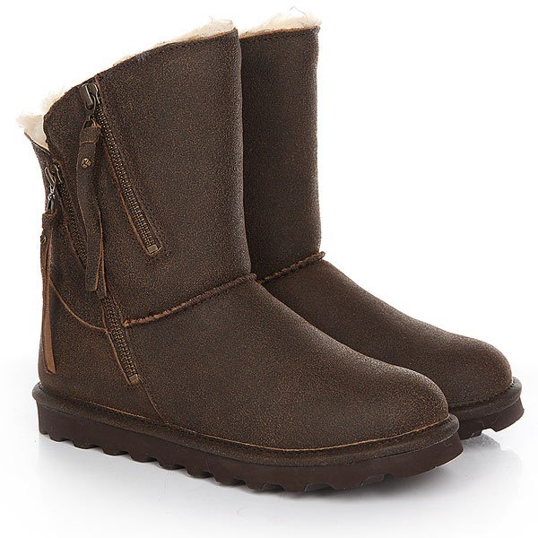 ���� ������� Bearpaw Mimi Chestnut Distressed