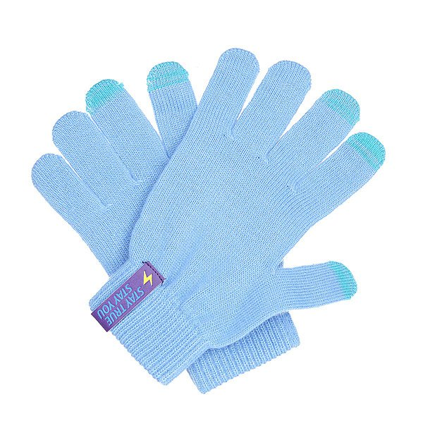 Перчатки TrueSpin Touch Gloves Blue
