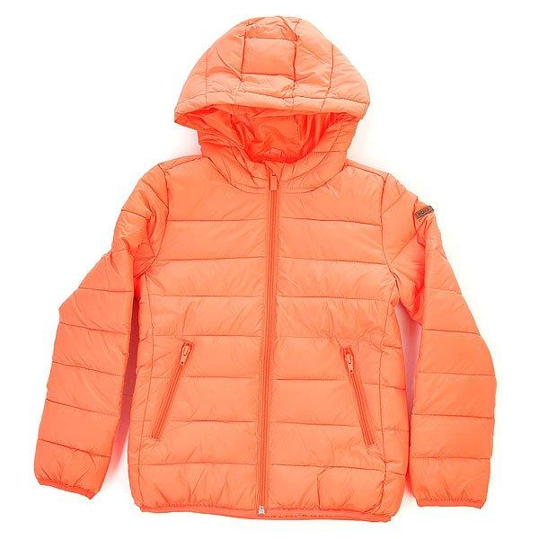 Куртка зимняя детская Roxy Question G Jckt Camellia куртка зимняя детская roxy baggy times bright pink