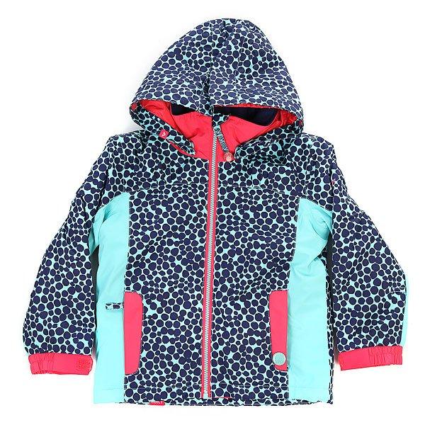 Куртка детская Roxy Mini Jetty Peterpan_paradise Pi