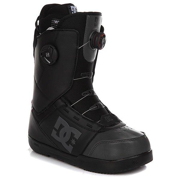Ботинки для сноуборда DC Control BlackЛегкая конструкция и невероятно стильный внешний вид - не основные достоинства функциональных сноубордических ботинок DC Control BOAX. Подошва из вспененного материалаUnilite™ с интегрированной в область пятки технологиейImpact S, пришедшей из скейтовой индустрии, надежно демпфирует удары и защитит стопы от нагрузки. Конечно же, немаловажным бонусом является система быстрой двухзоновой шнуровкиBoa® Coiler, которая позволит быстро подогнать ботинок по ноге, не снимая перчаток.Характеристики:Жесткость: 6/10. Шнуровка Boa® Coiler с системой двухзоновой настройки H3. Подошва из вспененного материалаUnilite™.Стелька Impact S, защищающая пятку и стопу от внешних воздействий.Конструкция Articulated позволяет верхней части ботинка гнуться независимо от нижней, тем самым не деформируя ботинок. Внутренник White Liner. Пяточная петля.Нашивка с фирменным логотипом на язычке. Нанесенный сбоку фирменный логотип.<br><br>Цвет: черный<br>Тип: Ботинки для сноуборда<br>Возраст: Взрослый<br>Пол: Мужской
