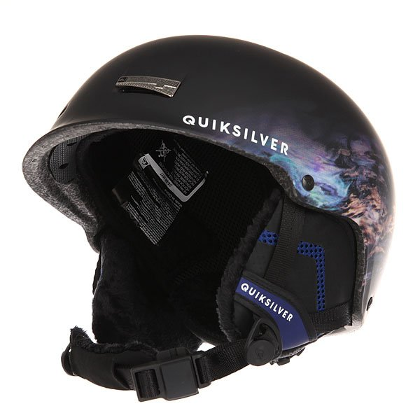 Шлем для сноуборда Quiksilver Skylab Oil And Space