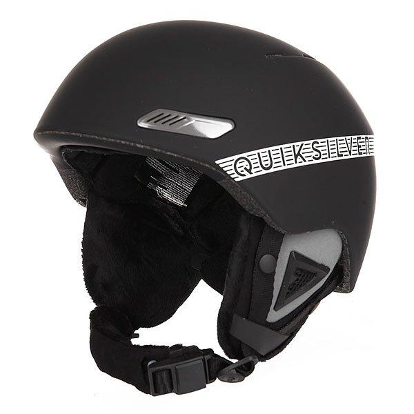 Шлем для сноуборда детский Quiksilver Buena Vista Black