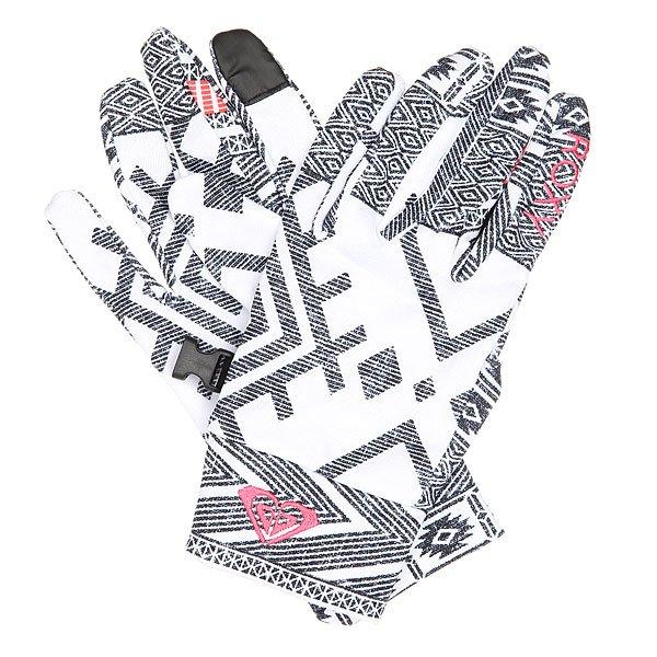 Перчатки женские Roxy Liner Gloves Windy Road True BlackТонкие сноубордические перчатки из технологичной ткани Powerstretch.Технические характеристики: Ткань Powerstretch.Перчатки подходят для работы с сенсорными устройствами.Технология тепла WARMFLIGHT.<br><br>Цвет: белый,черный<br>Тип: Перчатки<br>Возраст: Взрослый<br>Пол: Женский
