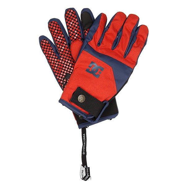 Перчатки сноубордические DC Antuco Glove Ketchup Red