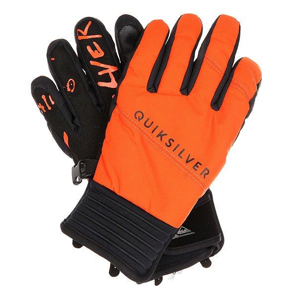 Перчатки сноубордические детские Quiksilver Method Flame