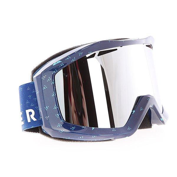 Маска для сноуборда Quiksilver Fenom Sodalite Blue