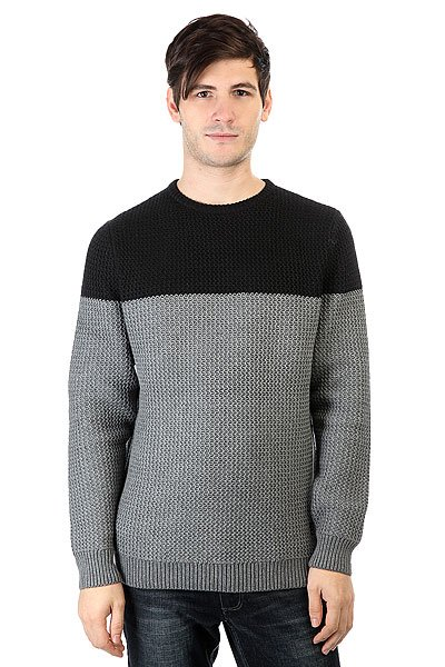 Свитер DC Clyde Cisco Heather Charcoal